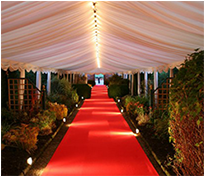 Corporate Marquee Hire in Liverpool