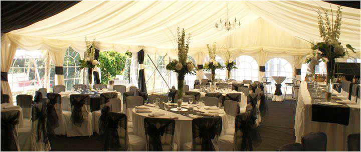 Wedding Marquee hire Liverpool and the North West