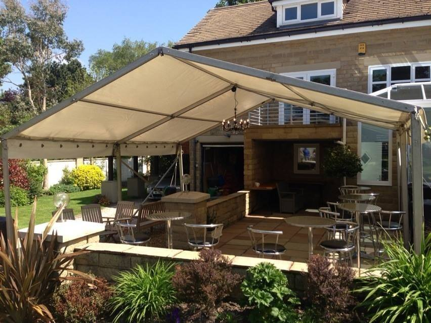 Roof only marquee & Party Tent Hire Liverpool Garden Party Tents Hire North West Marquees