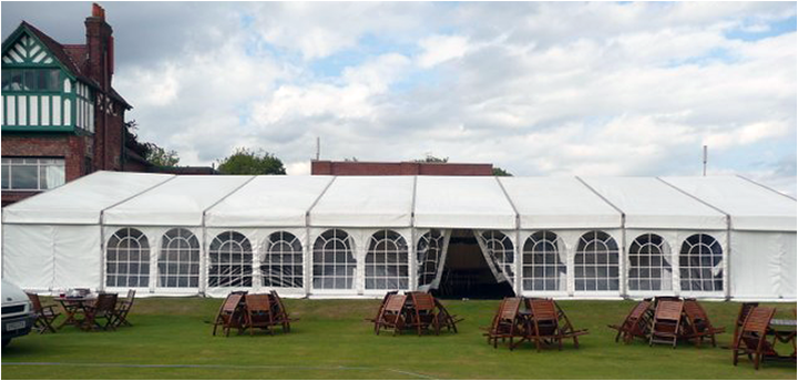 A marquee wedding has been a popular choice for British couples and has been growing from strength to strength over the last 5 years.