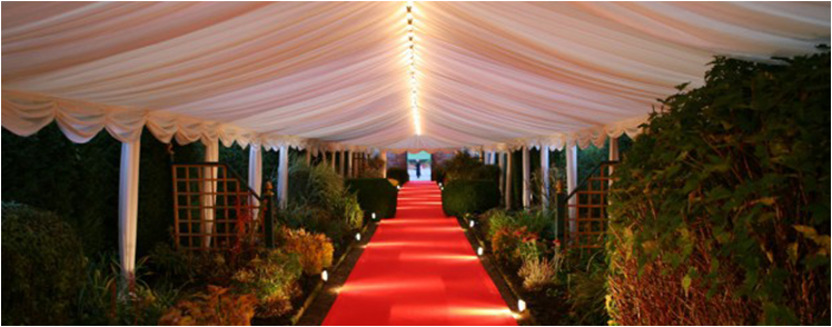 Corporate Marquee Hire for any venue