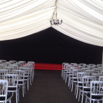 We can also provide marquee and tent hire for shows, private parties, birthday celebrations, graduations and village fetes.