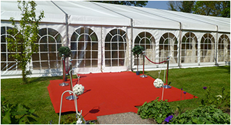 Marquee corporate hospitality for all events
