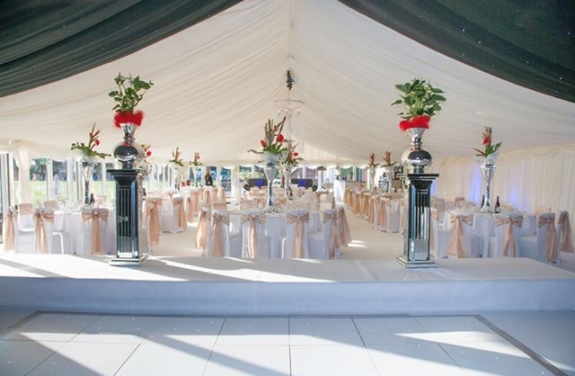 marquee hire Liverpool North West
