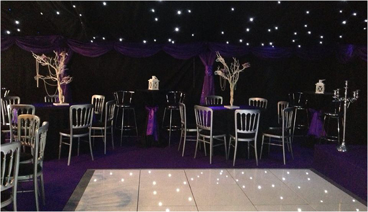 LED Dance Floor Hire in Liverpool, Manchester and the North West