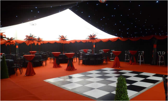 Marquee Hire for Private Parties in Liverpool and throughout the North West