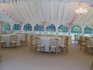 Marquee hire Lancashire