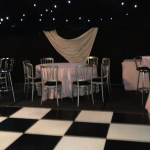 As for all sorts of event, a party tent offers the advantage of a space that can be tailored to the party you desire.