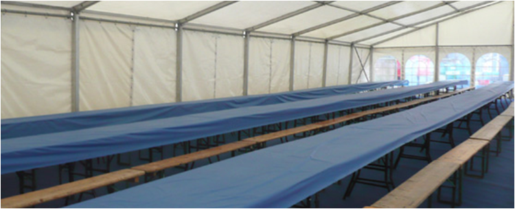 Our range of clear-span temporary structures is flexible enough to deal with the majority of industrial requirements