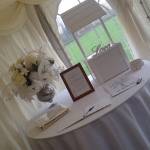 We will work with you to get every detail perfect for your big day