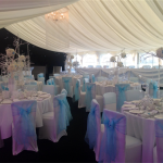We always work with you to ensure your wedding day is a memorable occasion, and that your wedding marquee is a part of this.