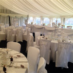Wedding Marquees, anytime of the year and anywhere you want - we will provide the special day for all