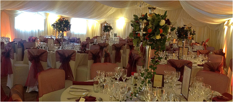The team at Aries Marquee Hire, Liverpool have been involved in a huge variety of weddings and civil ceremonies over the past 20 years so you can be assured that we will work with you to make your wedding day a memorable occasion.