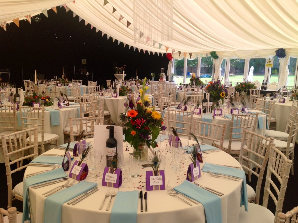 wedding marquee hire2