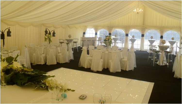 Wedding Marquee hire in Liverpool for something very different