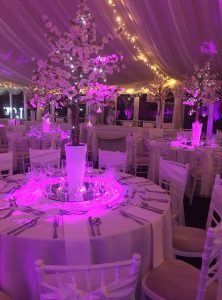 wedding venues liverpool - weddings on the waterfront by Aries Marquees