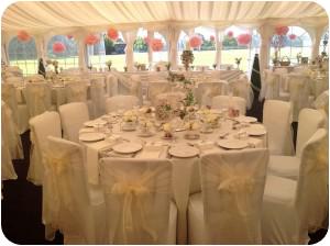 Wedding venue at the Liverpool Cricket Club