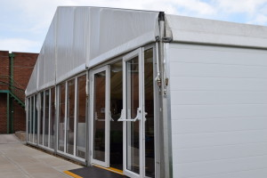temporary storage marquees north west