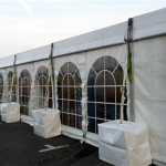 We cover most areas and supply temporary storage structure Marquees to most industry sectors