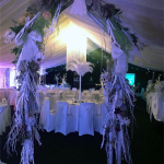 We have the experience to turn your party venue into a visual experience to wow all your guests
