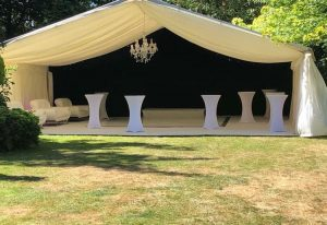Marquee Hire in Liverpool